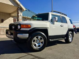 2010 Toyota FJ Cruiser 4WD AT LINDON, UT 9