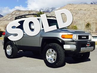 2010 Toyota FJ Cruiser 4WD AT LINDON, UT