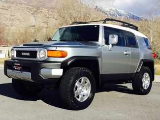 2010 Toyota FJ Cruiser 4WD AT LINDON, UT 4