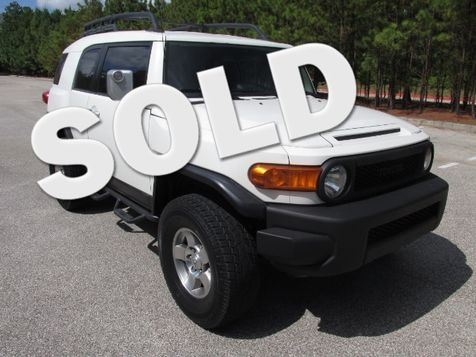 2010 Toyota FJ Cruiser 4WD AT in Willis, TX