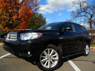2010 Toyota Highlander Hybrid Limited w/3rd Row Leesburg, Virginia