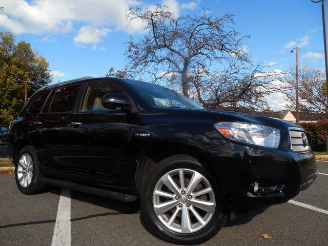 2010 Toyota Highlander Hybrid Limited w/3rd Row Leesburg, Virginia 1