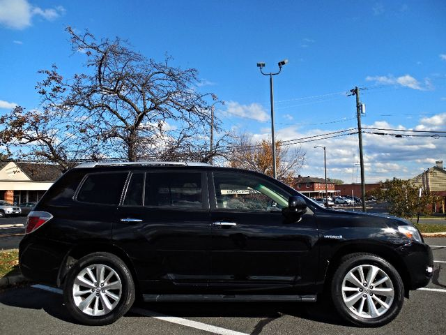2010 Toyota Highlander Hybrid Limited w/3rd Row Leesburg, Virginia 4