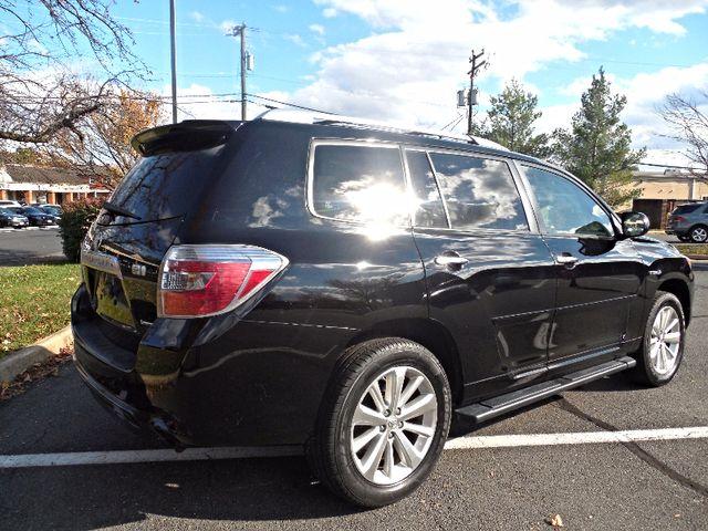 2010 Toyota Highlander Hybrid Limited w/3rd Row Leesburg, Virginia 2