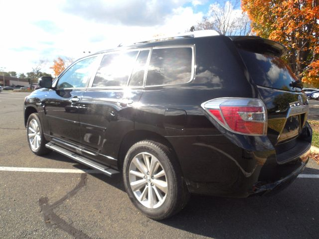 2010 Toyota Highlander Hybrid Limited w/3rd Row Leesburg, Virginia 3