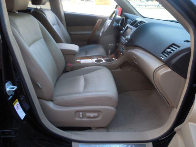 2010 Toyota Highlander Hybrid Limited w/3rd Row Leesburg, Virginia 9