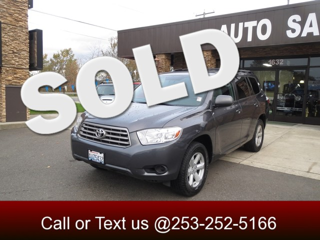 2010 Toyota Highlander 4WD The CARFAX Buy Back Guarantee that comes with this vehicle means that y