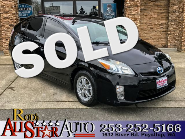 2010 Toyota Prius II The CARFAX Buy Back Guarantee that comes with this vehicle means that you can