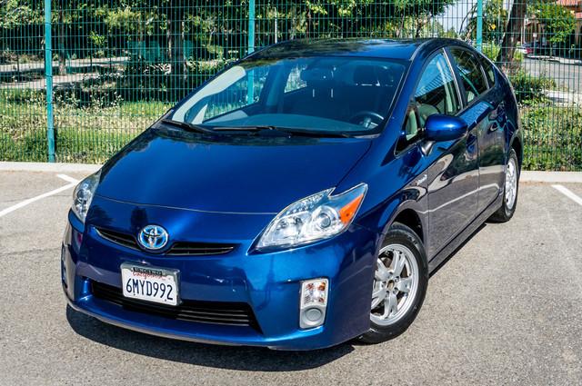 2010 Toyota Prius IV - 31K MILES - NAVI - BACK UP CAMERA - LTHR Reseda, CA 42