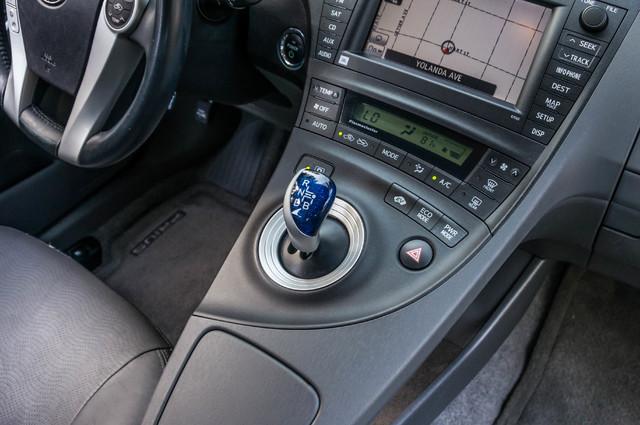 2010 Toyota Prius IV - 31K MILES - NAVI - BACK UP CAMERA - LTHR Reseda, CA 28