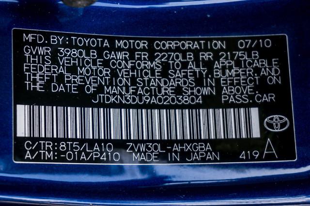 2010 Toyota Prius IV - 31K MILES - NAVI - BACK UP CAMERA - LTHR Reseda, CA 40