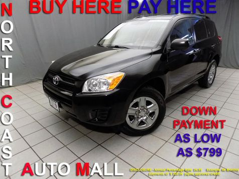2010 Toyota RAV4 As low as $799 DOWN in Cleveland, Ohio
