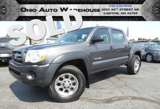 2010 Toyota Tacoma 4x4 CrewCab V6 1-Owner Clean Carfax We Finance | Canton, Ohio | Ohio Auto Warehouse LLC in  Ohio
