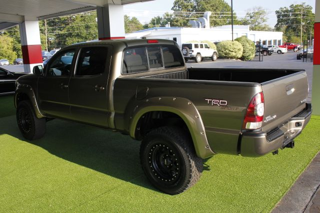2010 Toyota Tacoma Double Cab Long Bed 4x4 TRD SPORT - LIFTED! Mooresville , NC 23