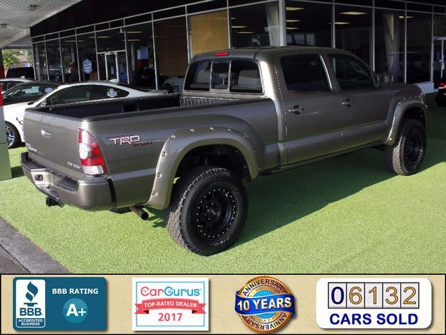 2010 Toyota Tacoma Double Cab Long Bed 4x4 TRD SPORT - LIFTED! Mooresville , NC 2