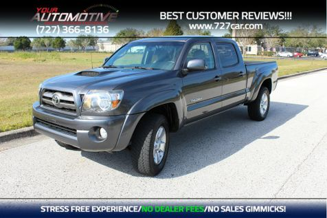 2010 Toyota Tacoma DOUBLE CAB LONG BED in PINELLAS PARK, FL