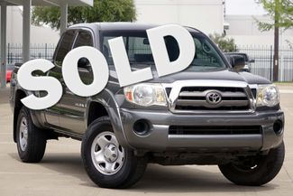 2010 Toyota Tacoma SR5 * 4x4 * 5-Speed * BU CAMERA * All Power * NICE Plano, Texas