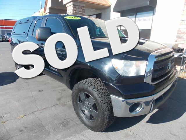2010 Toyota Tundra DOUBLE CAB SR5 | Bountiful, UT | Antion Auto in Bountiful UT