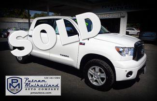 2010 Toyota Tundra CrewMax Limited Chico, CA
