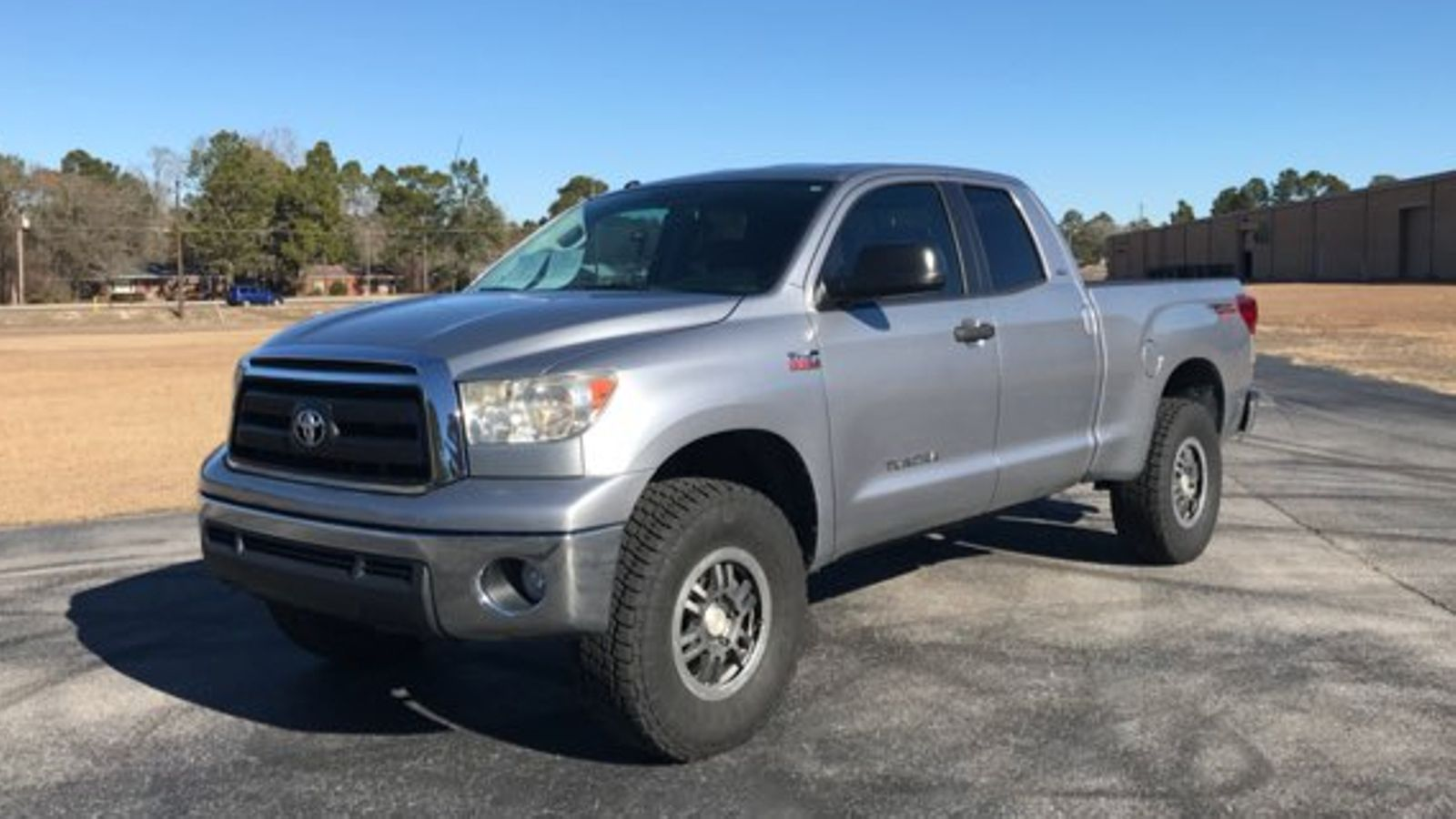 2018 Toyota Tundra Double Cab Pricing For Sale Edmunds