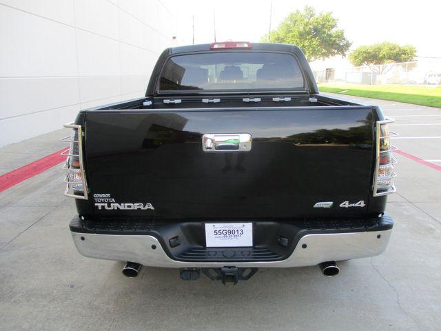 2010 Toyota Tundra LTD Crew Max 4x4 Plano, Texas 3