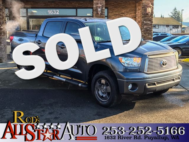 2010 Toyota Tundra LTD 4WD The CARFAX Buy Back Guarantee that comes with this vehicle means that y