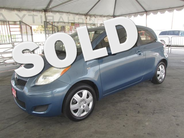 2010 Toyota Yaris Please call or e-mail to check availability All of our vehicles are available
