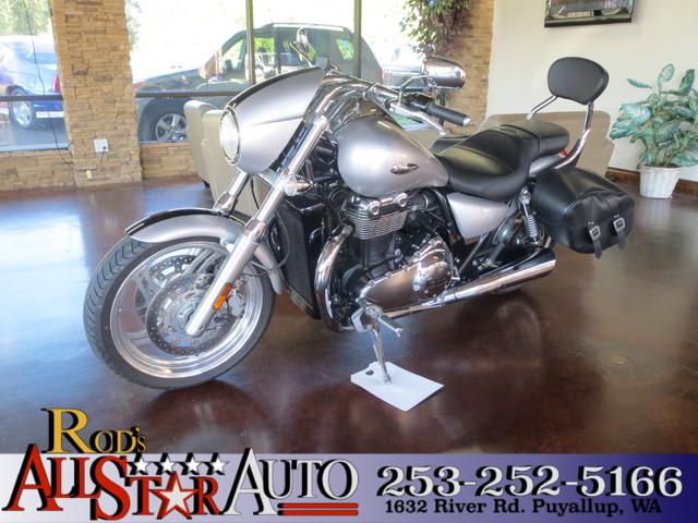 2010 Triumph Thunderbird Take the stress out of motorcycle buying at Rods All Star Auto After 25