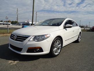 2010 Volkswagen CC Luxury Charlotte, North Carolina 10