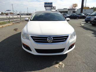 2010 Volkswagen CC Luxury Charlotte, North Carolina 11
