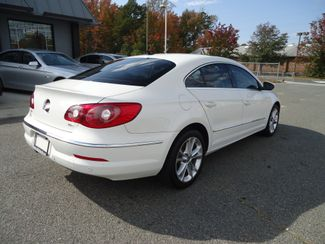 2010 Volkswagen CC Luxury Charlotte, North Carolina 3