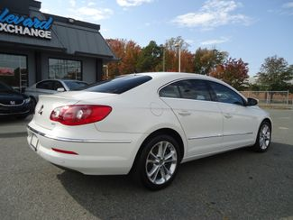 2010 Volkswagen CC Luxury Charlotte, North Carolina 4