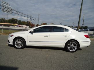 2010 Volkswagen CC Luxury Charlotte, North Carolina 8