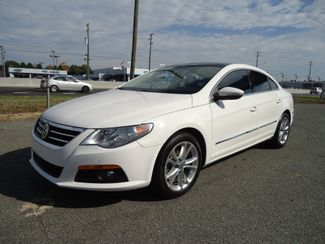 2010 Volkswagen CC Luxury Charlotte, North Carolina 9