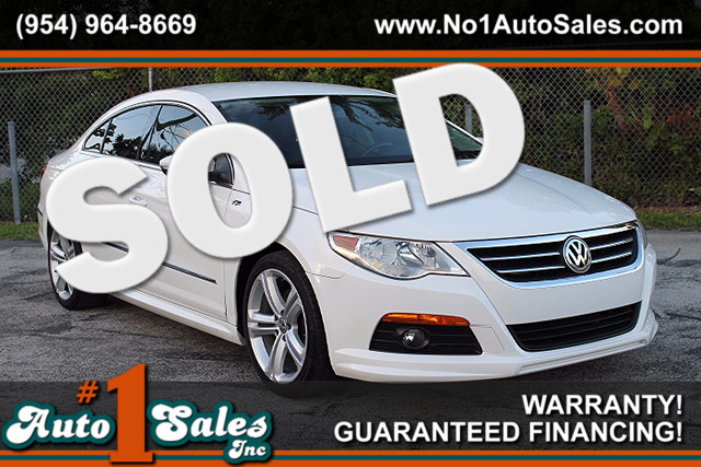 2010 Volkswagen CC Sport  WARRANTY CARFAX CERTIFIED AUTOCHECK CERTIFIED FLORIDA VEHICLE 12