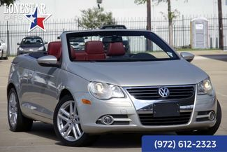 2010 Volkswagen Eos LUX Clean Carfax Leather