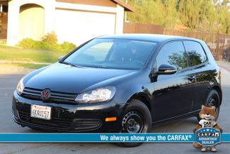 2010 Volkswagen GOLF HATCHBACK AUTOMATIC  NEW TIRES SERVICE RECORDS Woodland Hills, CA