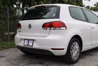 2010 Volkswagen Golf Hollywood, Florida 40