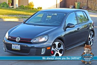 2010 Volkswagen GTI 2.0T 4 DOORS DSG AUTOMATIC SERVICE RECORDS ALLOY WHLS XLNT CONDITION XENON Woodland Hills, CA