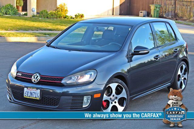 2010 Volkswagen GTI 2.0T 4 DOORS DSG AUTOMATIC SERVICE RECORDS ALLOY WHLS XLNT CONDITION XENON Woodland Hills, CA 0