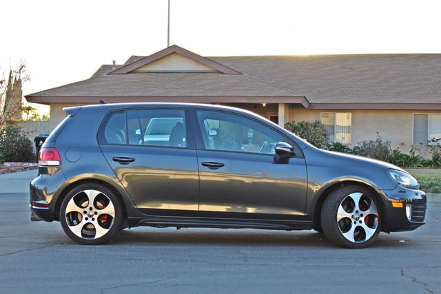 2010 Volkswagen GTI 2.0T 4 DOORS DSG AUTOMATIC SERVICE RECORDS ALLOY WHLS XLNT CONDITION XENON Woodland Hills, CA 12