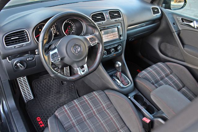 2010 Volkswagen GTI 2.0T 4 DOORS DSG AUTOMATIC SERVICE RECORDS ALLOY WHLS XLNT CONDITION XENON Woodland Hills, CA 17