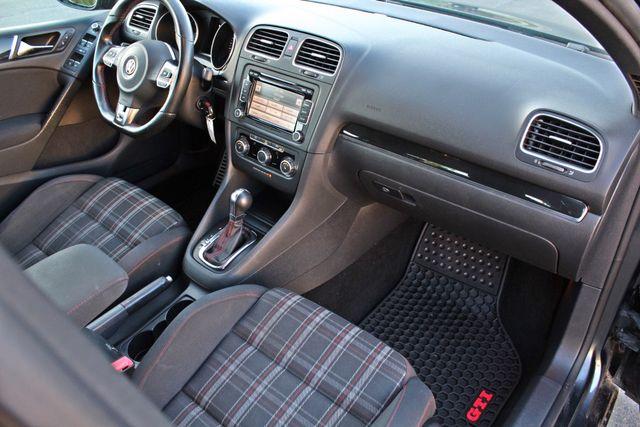 2010 Volkswagen GTI 2.0T 4 DOORS DSG AUTOMATIC SERVICE RECORDS ALLOY WHLS XLNT CONDITION XENON Woodland Hills, CA 28