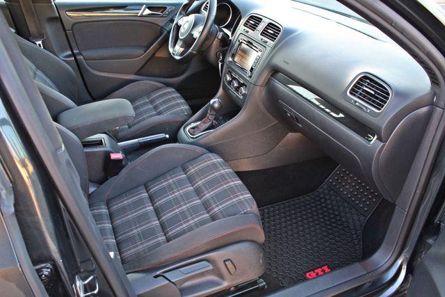 2010 Volkswagen GTI 2.0T 4 DOORS DSG AUTOMATIC SERVICE RECORDS ALLOY WHLS XLNT CONDITION XENON Woodland Hills, CA 29