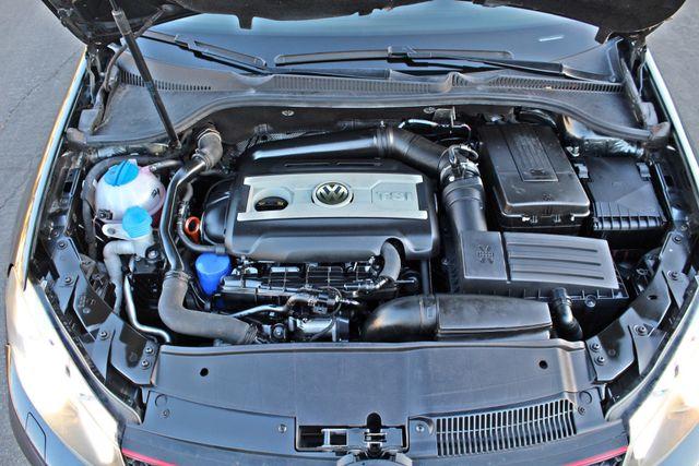 2010 Volkswagen GTI 2.0T 4 DOORS DSG AUTOMATIC SERVICE RECORDS ALLOY WHLS XLNT CONDITION XENON Woodland Hills, CA 31