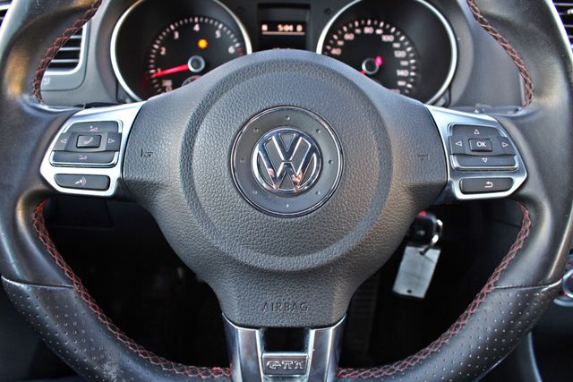 2010 Volkswagen GTI 2.0T 4 DOORS DSG AUTOMATIC SERVICE RECORDS ALLOY WHLS XLNT CONDITION XENON Woodland Hills, CA 36