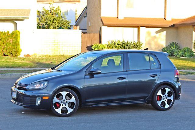 2010 Volkswagen GTI 2.0T 4 DOORS DSG AUTOMATIC SERVICE RECORDS ALLOY WHLS XLNT CONDITION XENON Woodland Hills, CA 6
