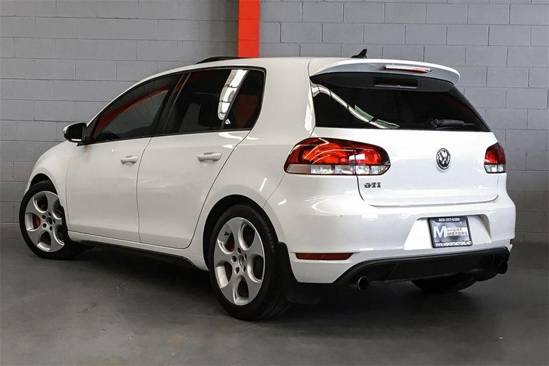 2010 Volkswagen GTI Base  city CA  M Sport Motors  in Walnut Creek, CA