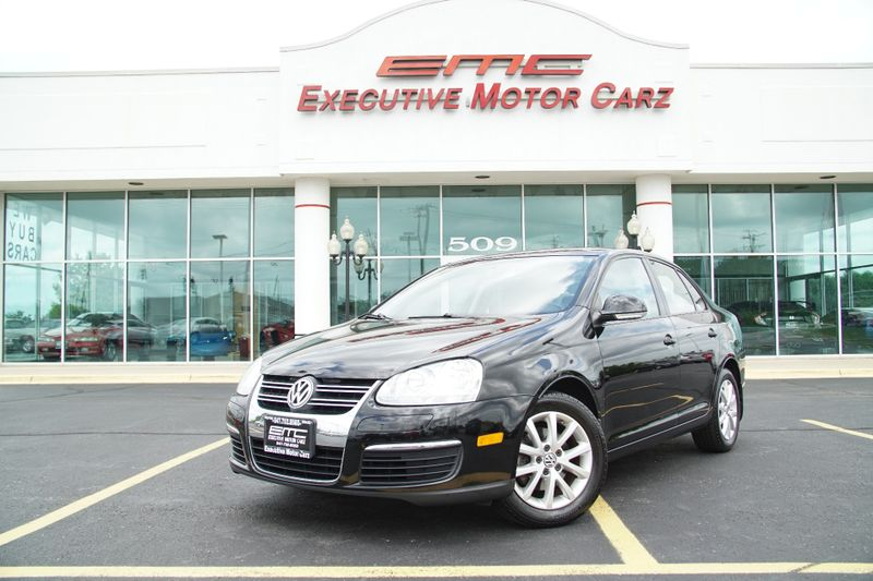 2010 Volkswagen Jetta Limited  Lake Forest IL  Executive Motor Carz  in Lake Forest, IL