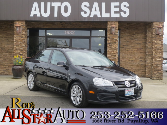 2010 Volkswagen Jetta Wolfsburg The CARFAX Buy Back Guarantee that comes with this vehicle means t